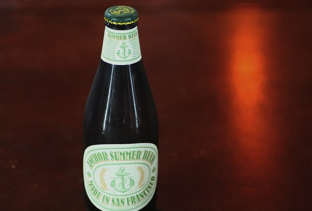 Anchor Brewing's Summer Beer-Summer Beers: The 150 You Need to Drink Before September