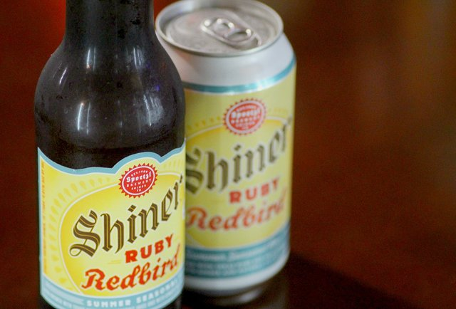 Shiner's Ruby Redbird