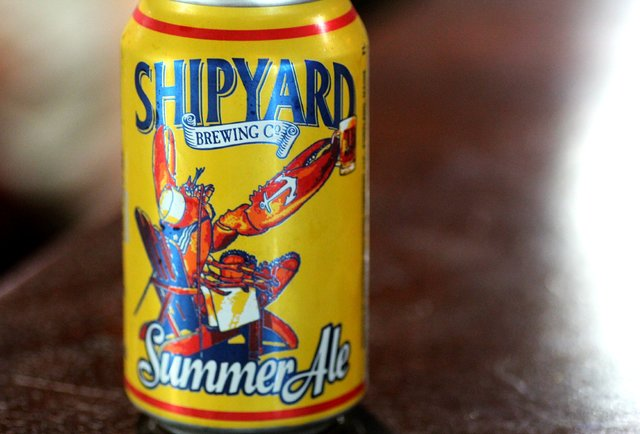 Shipyard Brewing's Summer Ale-Summer Beers: The 150 You Need to Drink Before September