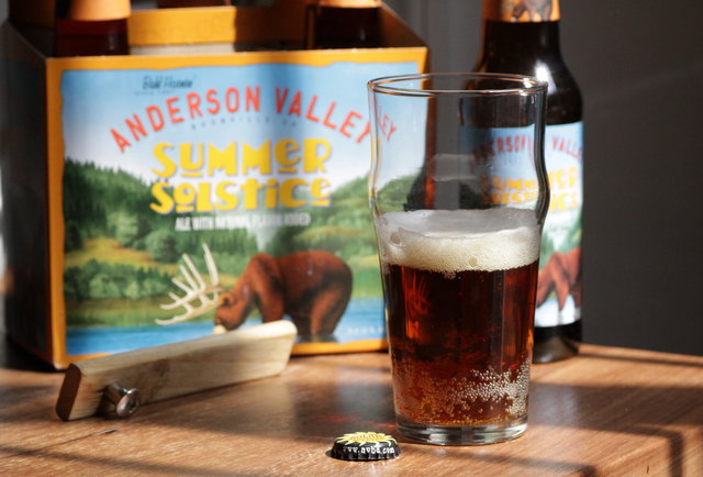 Anderson Valley's Summer Solstice-Summer Beers: The 150 You Need to Drink Before September
