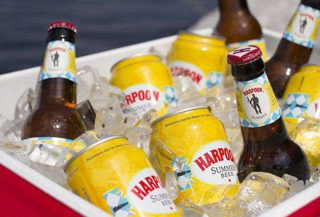 Harpoon Brewery's Summer Beer-Summer Beers: The 150 You Need to Drink Before September