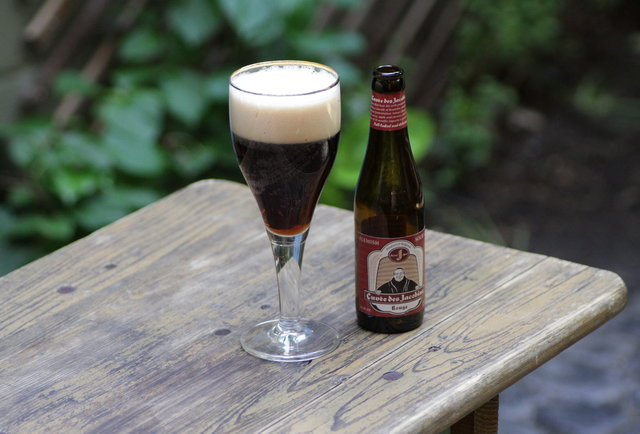 Bockor Brewery's Cuvee Des Jacobins Rouge-Summer Beers: The 150 You Need to Drink Before September