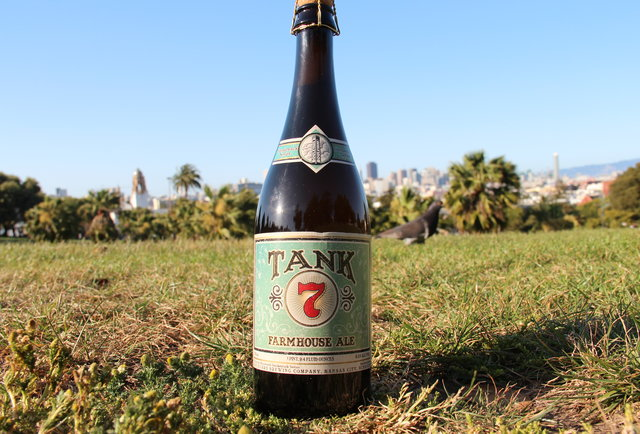 Boulevard Brewing's Tank 7-Summer Beers: The 150 You Need to Drink Before September