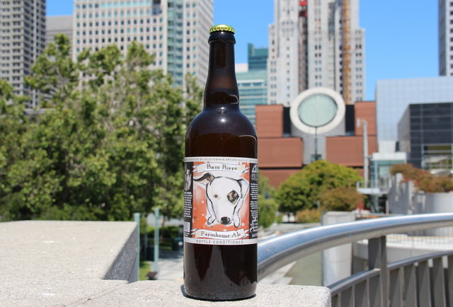 Jolly Pumpkin's Bam Biere-Summer Beers: The 150 You Need to Drink Before September