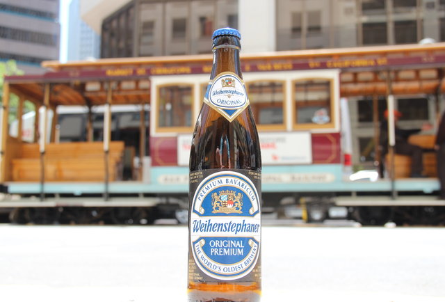 Weihenstephan Original Lager-Summer Beers: The 150 You Need to Drink Before September