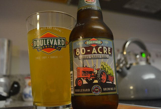 Boulevard 80-Acre Hoppy Wheat-Summer Beers: The 150 You Need to Drink Before September