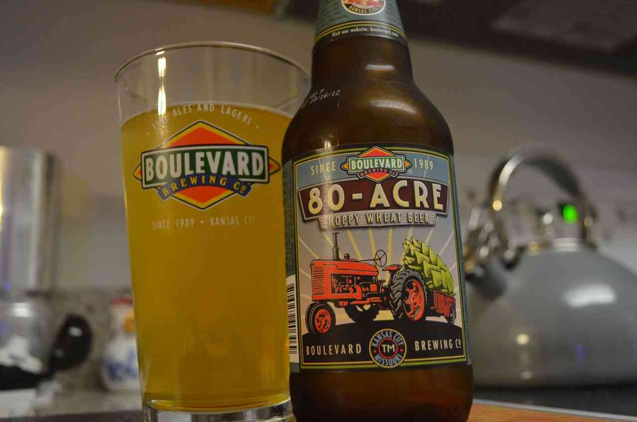 Boulevard 80-Acre Hoppy Wheat