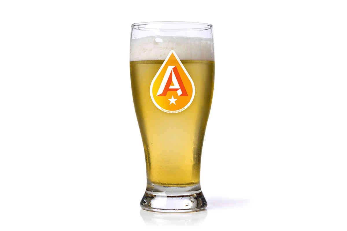 Austin Beerworks' Einhorn Berliner