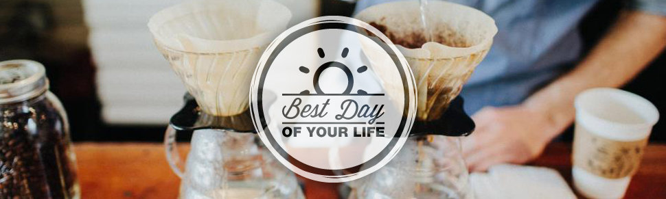 Chicago Best Day of Your Life Voting: Coffee