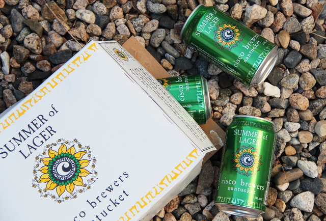Cisco Summer of Lager can-Summer Beers: The 150 You Need to Drink Before September