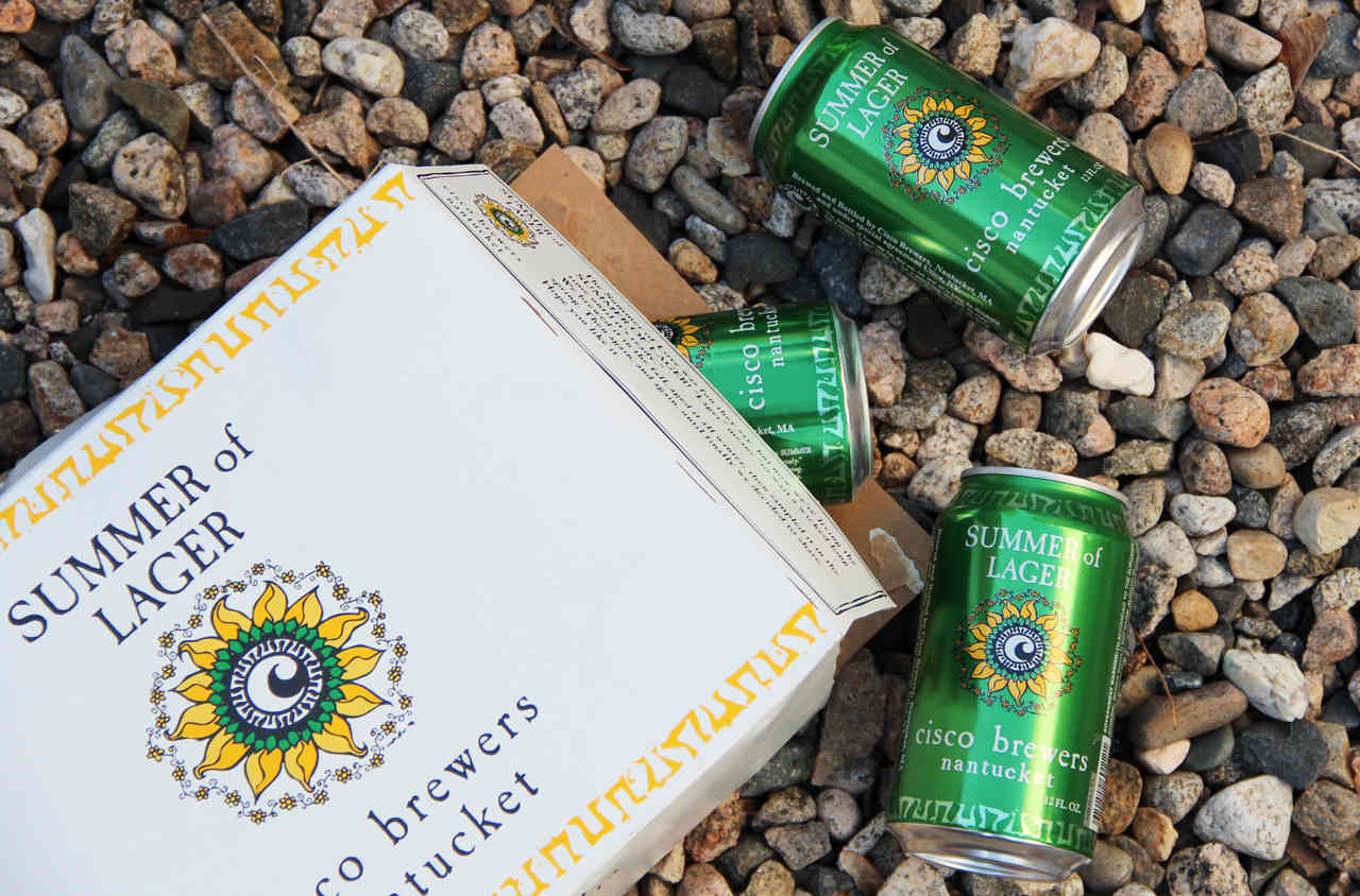 Cisco Summer of Lager can