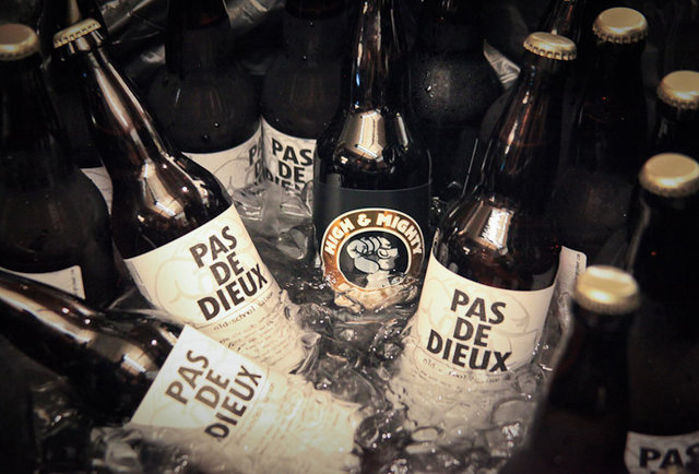 High & Mighty Pas de Dieux Saison-Summer Beers: The 150 You Need to Drink Before September