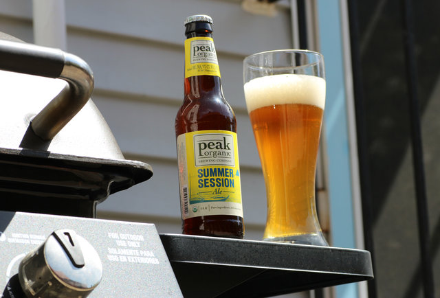 Peak Organic Summer Session Ale-Summer Beers: The 150 You Need to Drink Before September