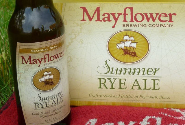 Mayflower Summer Rye-Summer Beers: The 150 You Need to Drink Before September