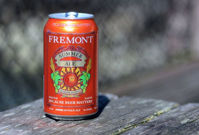 Summer Ale from Fremont Brewing Company-Summer Beers: The 150 You Need to Drink Before September