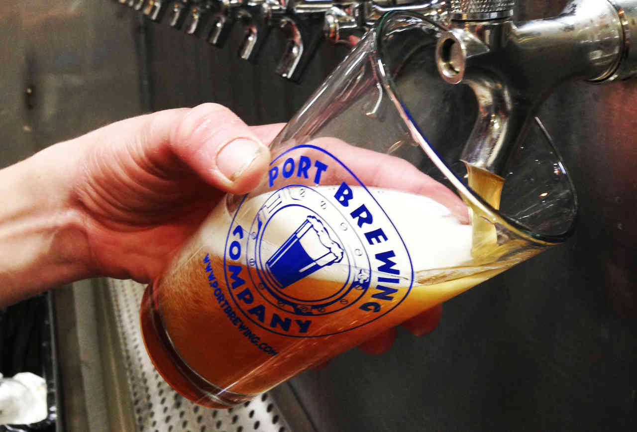 Port Brewing Company's Summer Pale Ale
