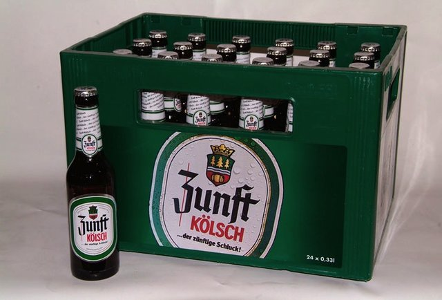 Erzquell Brauerei Bielstein's Zunft Kölsch