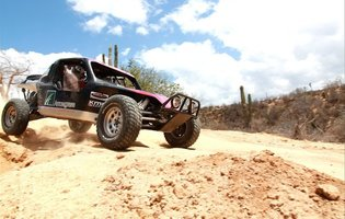 Baja California Dune Buggy Adventure