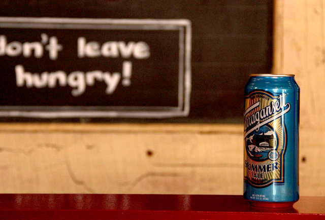 Narragansett Summer Ale-Summer Beers: The 150 You Need to Drink Before September