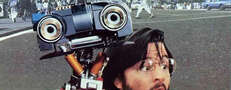 Short Circuit's mad scientist talks to us about Lost and Walken impressions