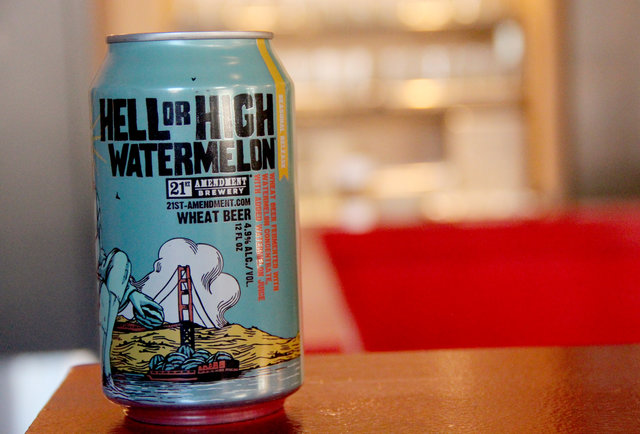 21st Amendment Hell or High Watermelon-Summer Beers: The 150 You Need to Drink Before September