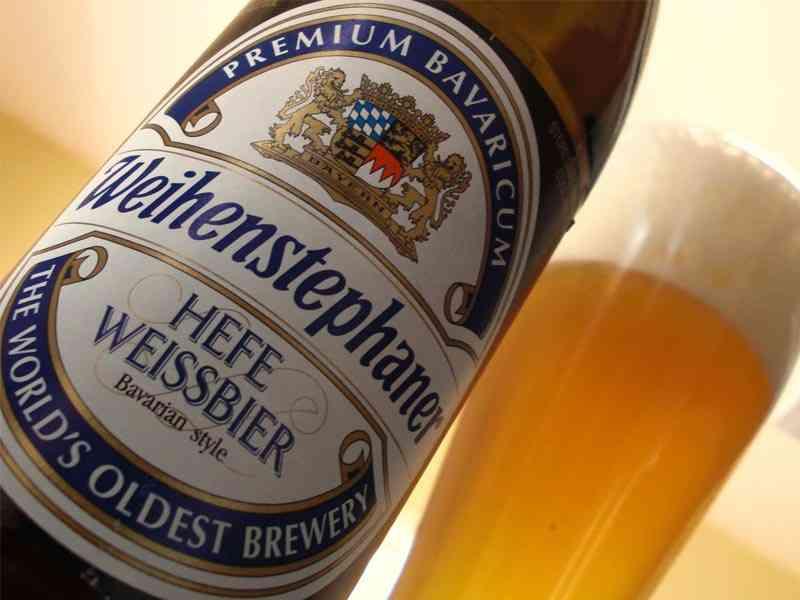Weihenstephaner's Hefeweissbier
