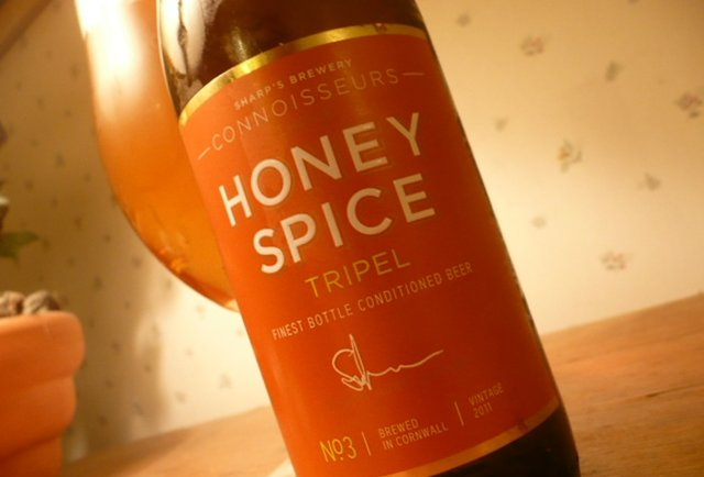 Sharps Honey Spice Tripel