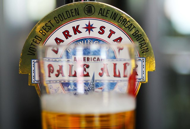 Dark Star American Pale Ale-Summer Beers: The 150 You Need to Drink Before September