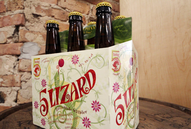 5 Rabbits' 5 Lizard-Summer Beers: The 150 You Need to Drink Before September