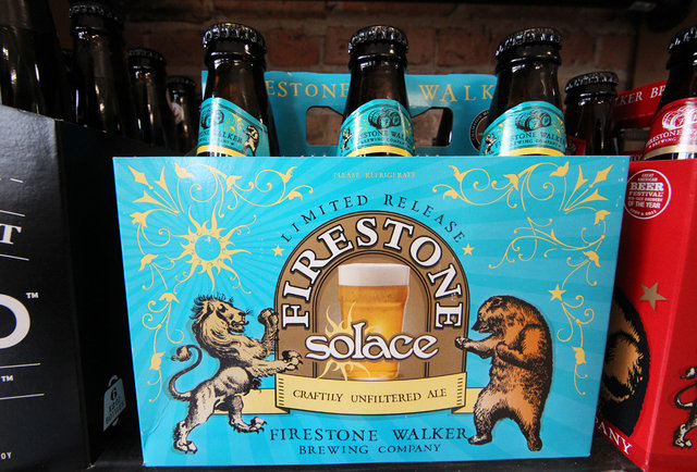 Firestone Walker Solace-Summer Beers: The 150 You Need to Drink Before September