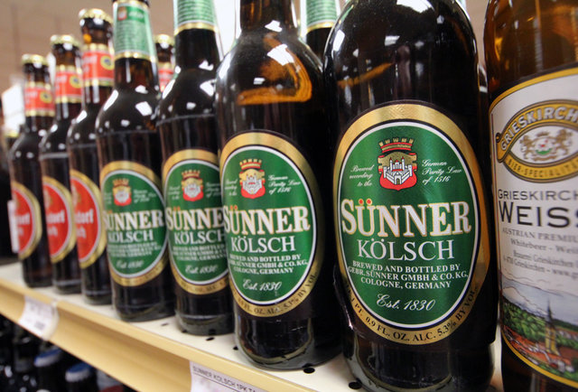 Sunner Kolsch-Summer Beers: The 150 You Need to Drink Before September