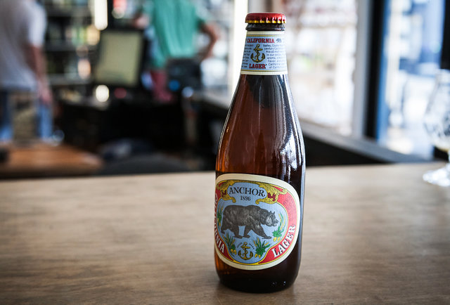 Anchor California Lager-Summer Beers: The 150 You Need to Drink Before September
