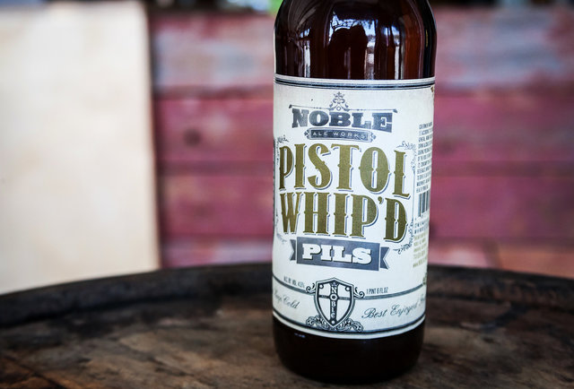 Noble Pistol Whip'd Pils-Summer Beers: The 150 You Need to Drink Before September