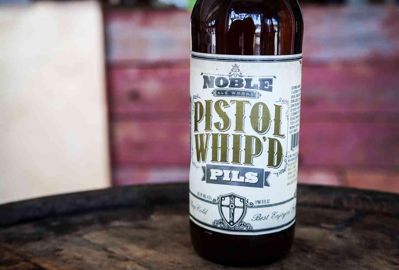 Noble Pistol Whip'd Pils