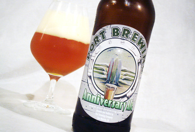 Port Brewing Anniversary Ale-Summer Beers: The 150 You Need to Drink Before September