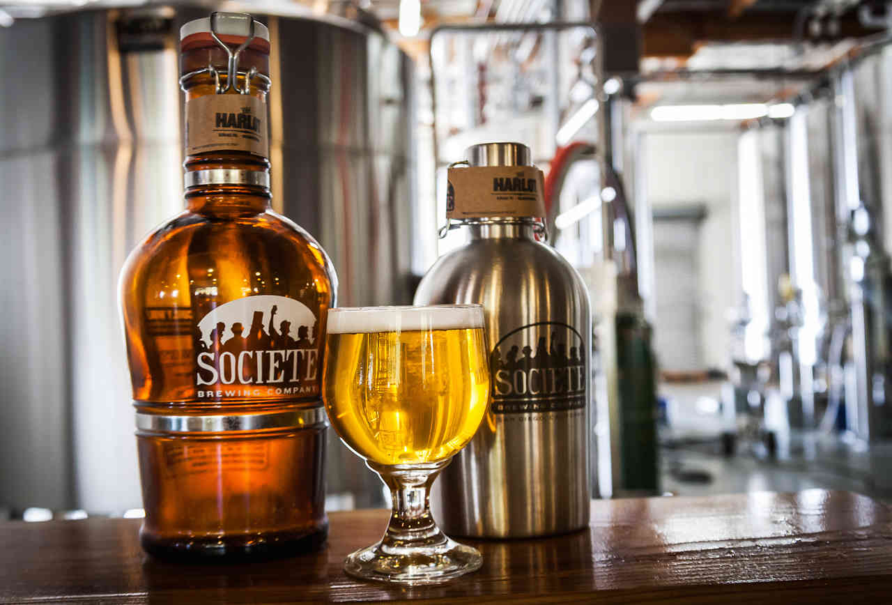 The Harlot by Societe Brewing