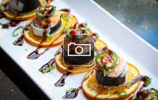 Wash down Indiana Jones-inspired sushi with $1 sake