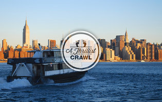 The NYC Ferry Bar Crawl