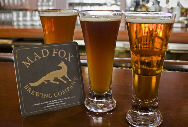 Mad Fox Brewing Company's Kolsch