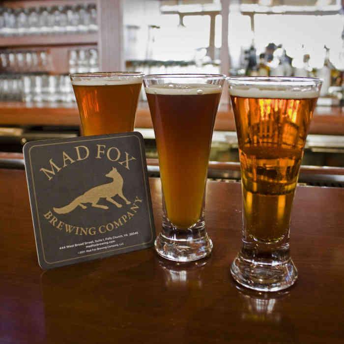 Mad Fox Brewing Company's Kolsch