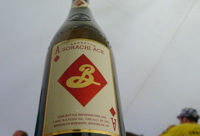 Brooklyn Brewery's Sorachiace Ace