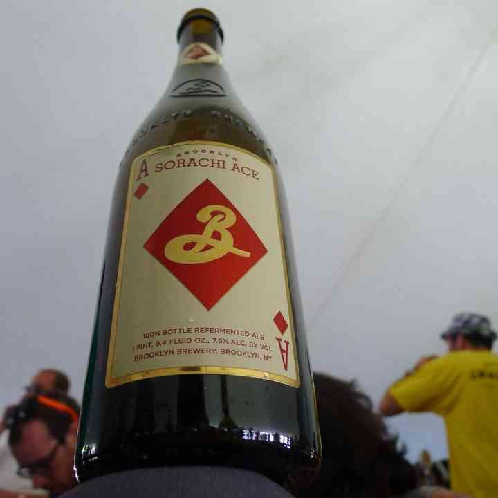 Brooklyn Brewery's Sorachiace Ace