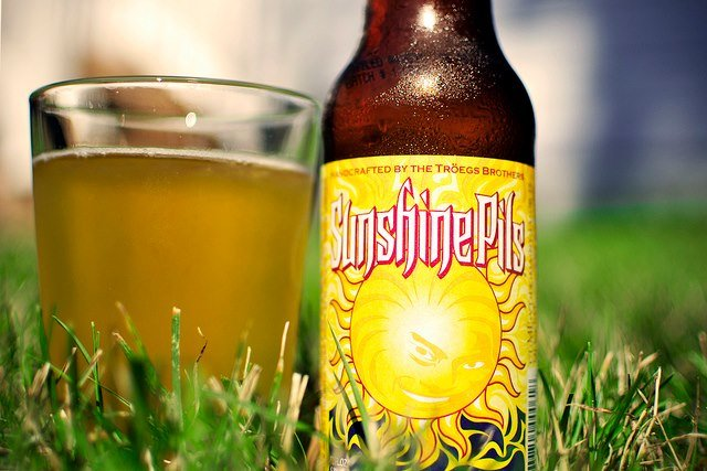Troegs Sunshine Pils-Summer Beers: The 150 You Need to Drink Before September