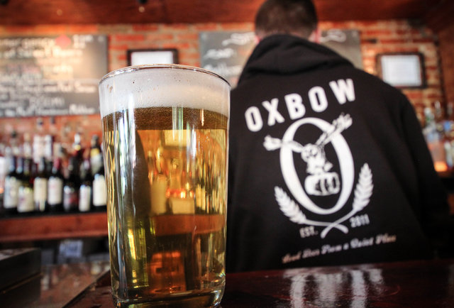 Oxbow Brewing Company-Summer Beers: The 150 You Need to Drink Before September