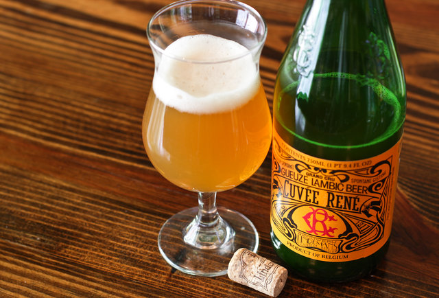 Lindemans' Gueuze Cuvée René -Summer Beers: The 150 You Need to Drink Before September