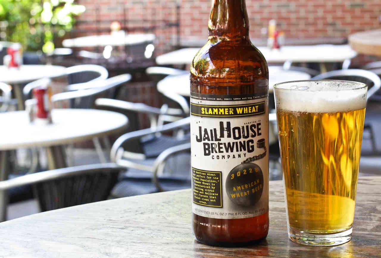 Jailhouse Brewing Co's Slammer Wheat