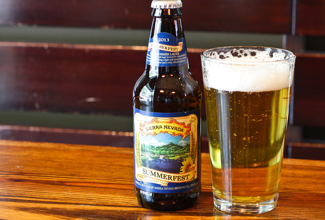 Sierra Nevada's Summerfest -Summer Beers: The 150 You Need to Drink Before September