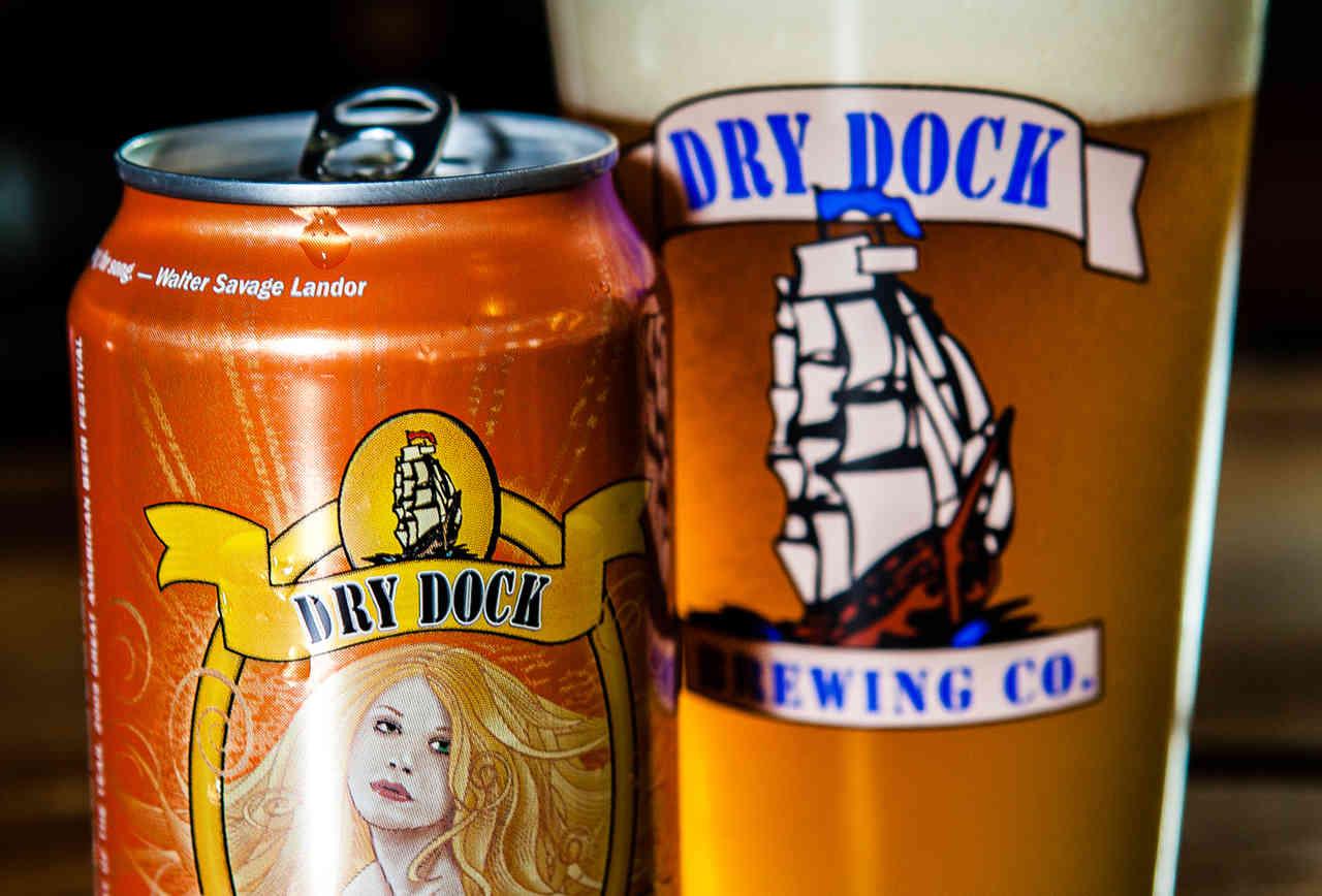 Dry Dock Apricot Blonde