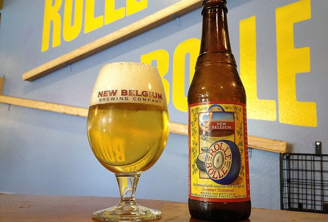 New Belgium Rolle Bolle-Summer Beers: The 150 You Need to Drink Before September