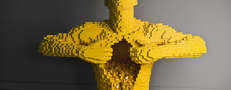 101 LEGO Sculptures come to Times Square